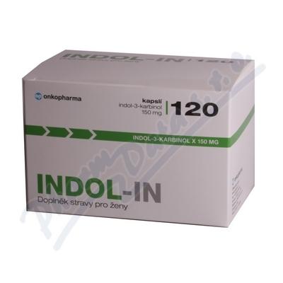 INDOL-IN cps.120 (dopln�k stravy pro �eny)