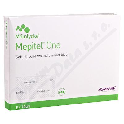 Mepitel One silikon.ster.kontakt. krytí 8x10cm 5ks