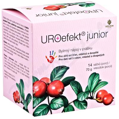 Zobrazit detail - URO efekt junior sáčky 14x5g