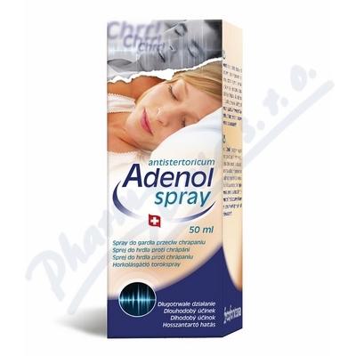 Zobrazit detail - Fytofontana Adenol sprej proti chrápání 50ml