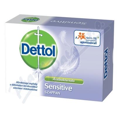 Zobrazit detail - Dettol toaletní mýdlo Sensitive 100g