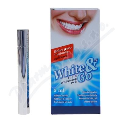 Zobrazit detail - Whitening Pen - bělící zubní pero 5ml