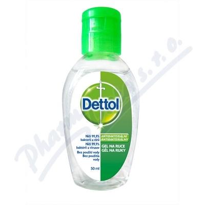 Zobrazit detail - Dettol Antibakteriální gel 50ml