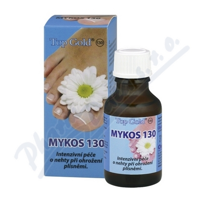 TOP GOLD Mykos 130 20ml