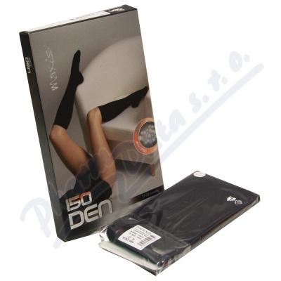Maxis RELAX lýtková punčocha 150 DEN vel.L černá