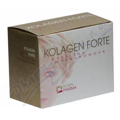 Zobrazit detail - Rosen Kolagen FORTE+ Kyselina hyaluronová 180ks