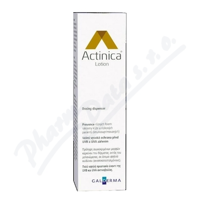 Zobrazit detail - Actinica Lotion 80 g