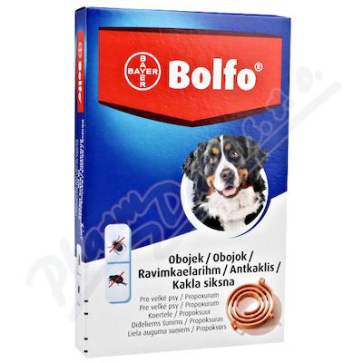 Zobrazit detail - Bolfo 4. 442g obojek pro velké psy 70cm