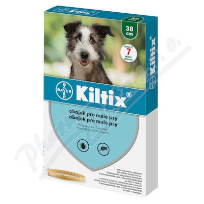 Zobrazit detail - Kiltix obojek a. u. v.  pro malé psy