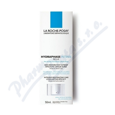 LA ROCHE-POSAY Hydraphase Riche R10 50ml