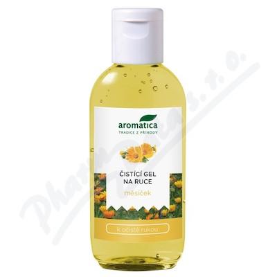 Zobrazit detail - AROMATICA Antibacterial hand gel Calendula 75ml