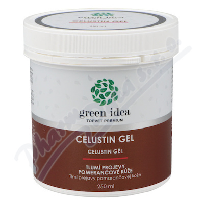 TOPVET Celustin gel 250ml