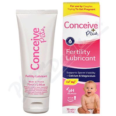 Zobrazit detail - Conceive Plus gel pro podporu početí 75ml
