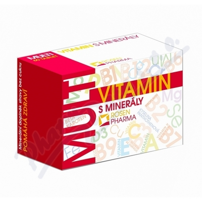 Rosen Multivitamin s miner�ly tbl.60