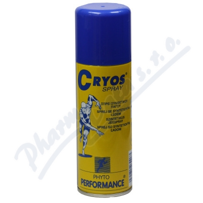 Cryos Spray -ledový sprej 200ml