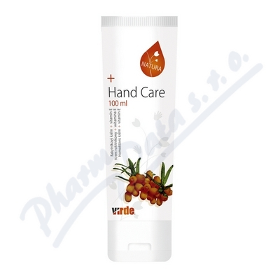Zobrazit detail - Rakytníkový krém Hand Care 100ml