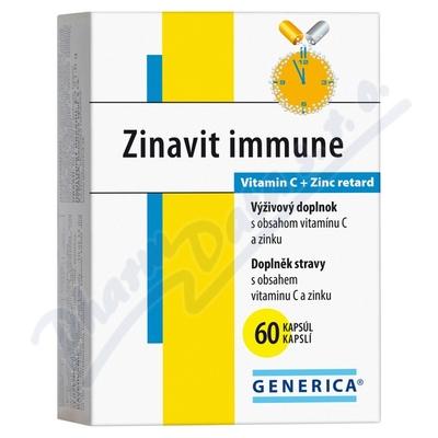 Zobrazit detail - Zinavit immune Generica cps. 60