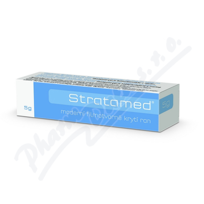 Zobrazit detail - Stratamed gel 5 g (Rána 2-4 cm)