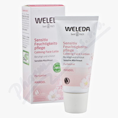 Zobrazit detail - WELEDA Mandlový hydratační krém 30ml