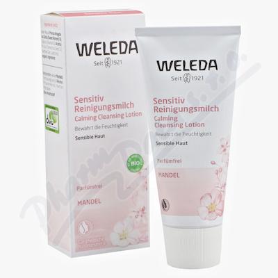Zobrazit detail - WELEDA Mandlové čisticí mléko 75 ml