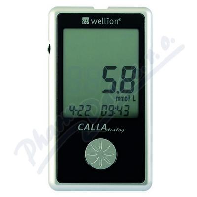 Glukometr Wellion CALLA DIALOG - set