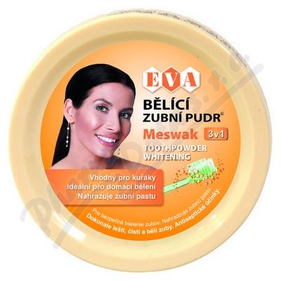 Zobrazit detail - EVA B�l�c� zubn� pudr meswak 30g