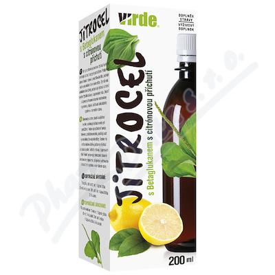 Zobrazit detail - Jitrocel fruktózový sirup s betaglucanem 200ml