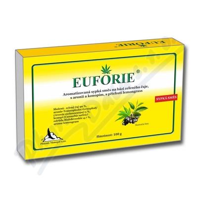 Zobrazit detail - EUFORIE čaj s konopím 100g