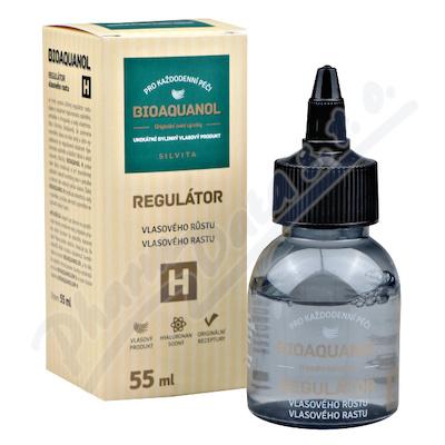 Zobrazit detail - Bioaquanol H regulátor vlas. růstu 55ml