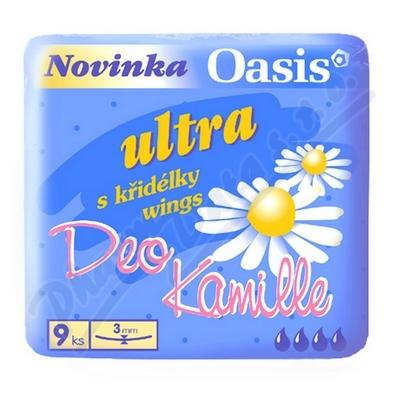 Zobrazit detail - DHV Oasis Kamille ultra singel 9ks