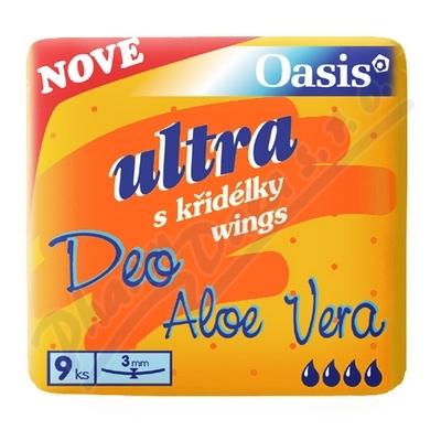 Zobrazit detail - DHV Oasis ALOE VERA ultra singel 9ks