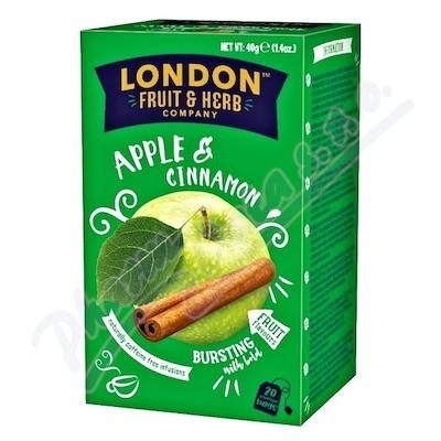 Zobrazit detail - �aj LFH jablko se sko�ic� 20x2g n. s.