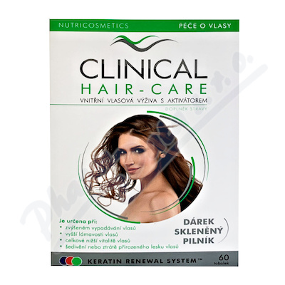 Zobrazit detail - Clinical hair-care tob. 45+15