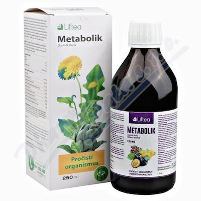 Zobrazit detail - LIFTEA Metabolic 250ml