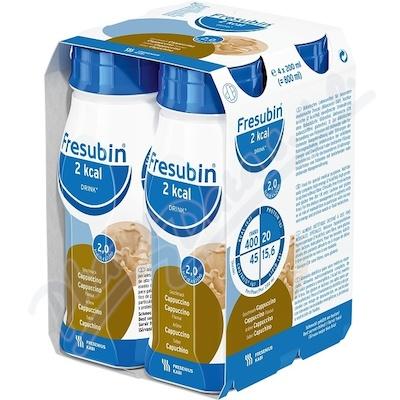 Zobrazit detail - Fresubin 2kcal Drink Cappuccino por. sol.  4x200ml