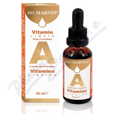 Zobrazit detail - Tekutý Vitamin A 30ml