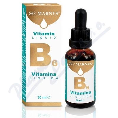 Zobrazit detail - Tekutý Vitamin B6 30ml