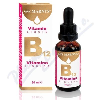 Zobrazit detail - Tekutý Vitamin B12 30ml