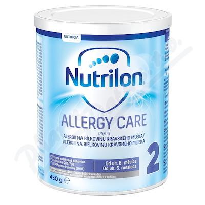 Zobrazit detail - Nutrilon 2 Allergy Care ProExpert 450g