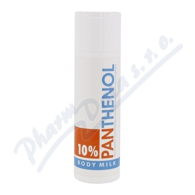 Zobrazit detail - Panthenol mléko 10% s jogurtem 200ml
