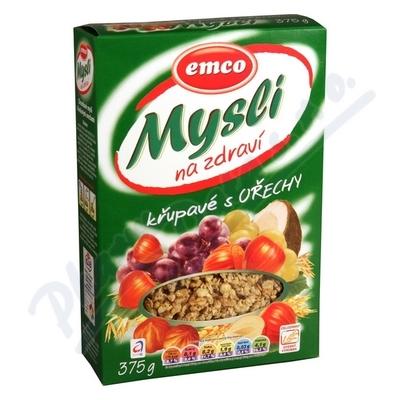 Zobrazit detail - EMCO Mysli křupavé s ořechy 375g