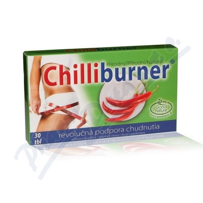 Zobrazit detail - Chilliburner podpora hubnutí tbl. 30