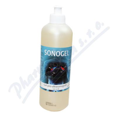Zobrazit detail - Sonogel na ultrazvuk 500 ml Steriwund