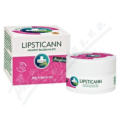 Zobrazit detail - Lipsticann balz�m na rty z konop� 15ml