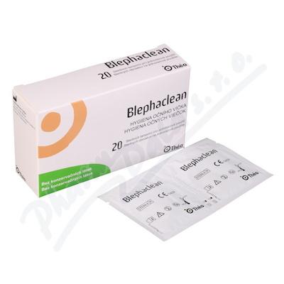 Zobrazit detail - Blephaclean 20 sterilních tamponů