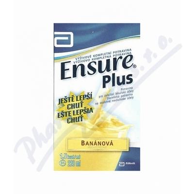 Zobrazit detail - Ensure Plus příchuť banán por. sol. 1x220ml