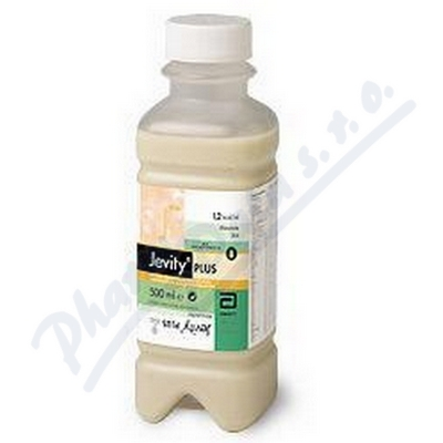 JEVITY PLUS HP por.sol.1x500ml 1.3 kcal-ml