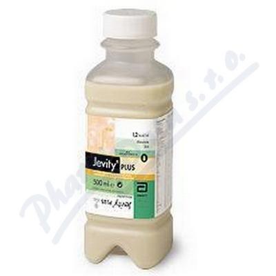 Zobrazit detail - JEVITY PLUS HP por. sol. 1x500ml 1. 3 kcal-ml