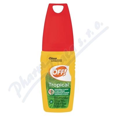 Zobrazit detail - OFF Tropical rozprašovač 100ml