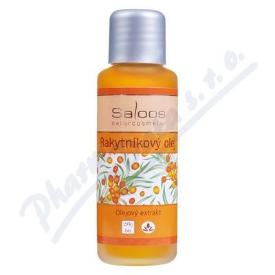 Zobrazit detail - Saloos Bio Rakytníkový olej 50 ml